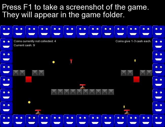 c game: